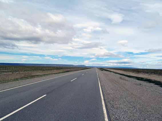 Weite und Wind - Patagoniens Pampa