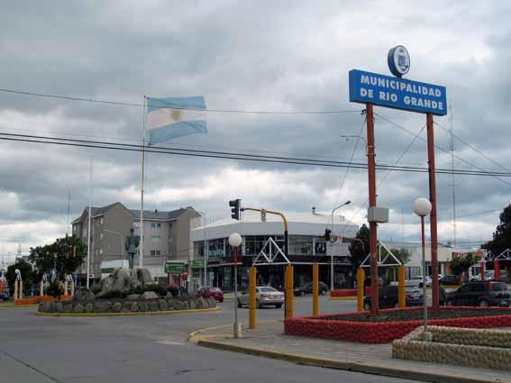 Das stolze Río Grande.